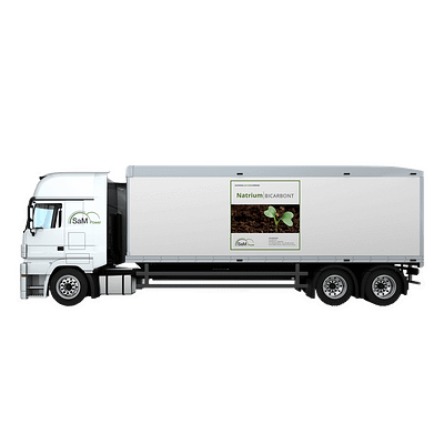 Natriumbicarbont truck